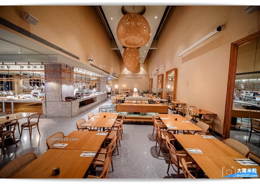 Que原木燒烤餐廳