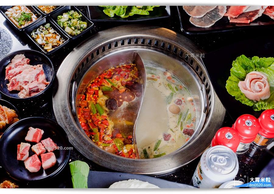 小蒙牛麻辣養生鍋西門店