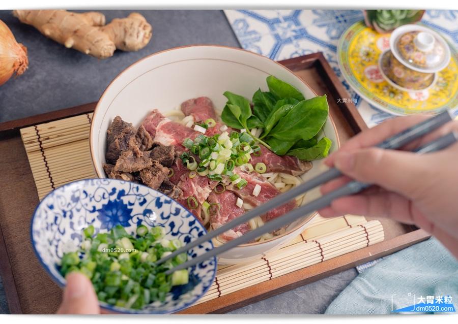 復興空廚總裁級紅燒牛腩麵