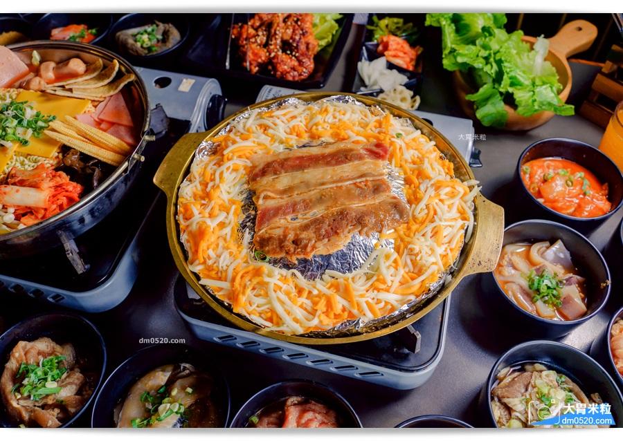 BINGU賓屋銅盤烤肉吃到飽
