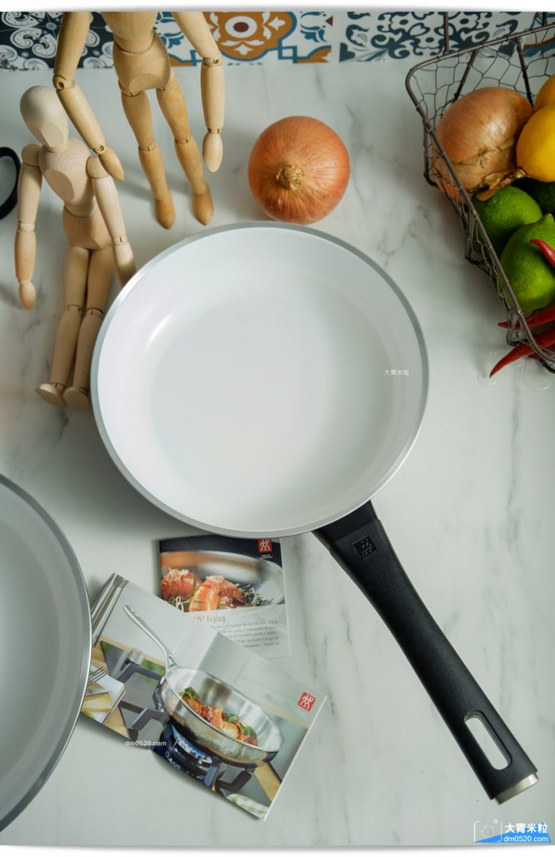 德國雙人CarraraPlus陶瓷不沾鍋