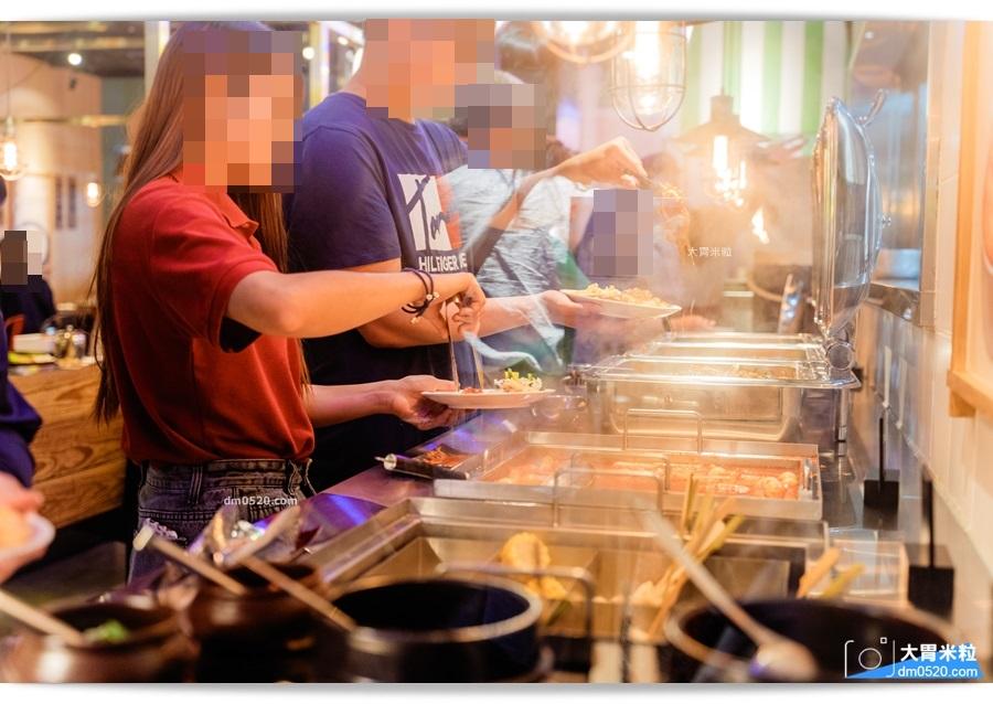 高麗園銅盤烤肉吃到飽大江店