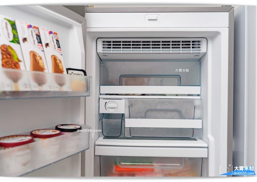 富及第260L低溫無霜冷凍櫃