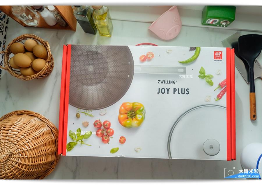 德國雙人Joy_Plus不沾鍋蜂巢炒鍋
