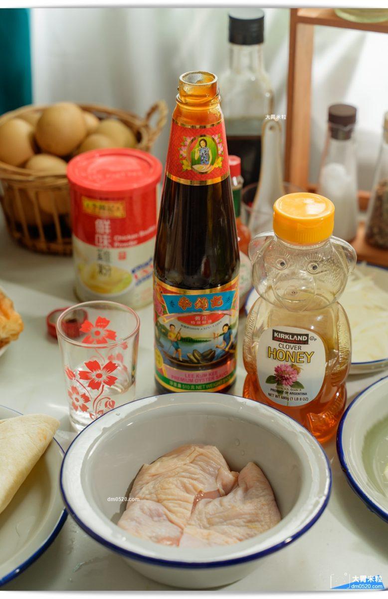 李錦記蠔油