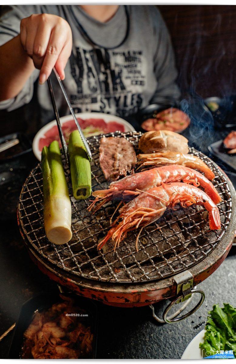 燒惑日式炭火燒肉中和店