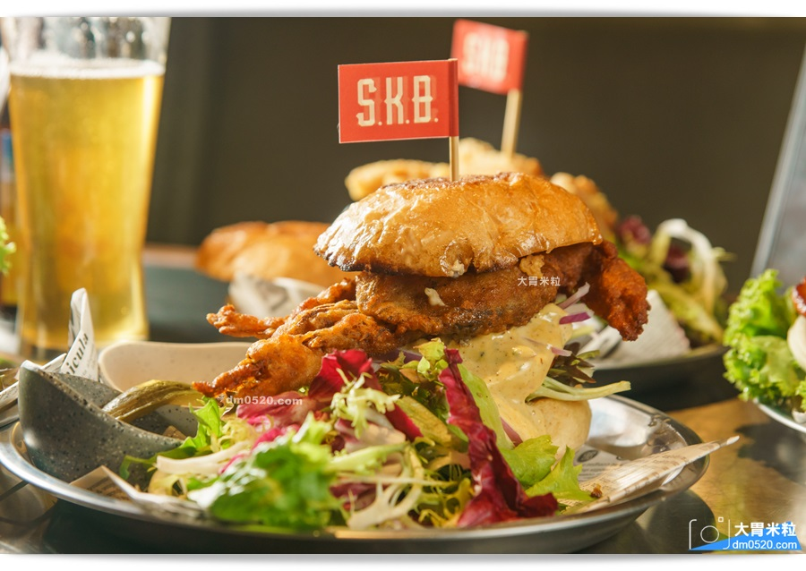 SKB Burger