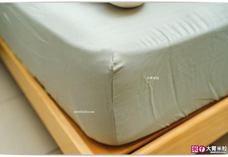 合隆羽藏天絲床包