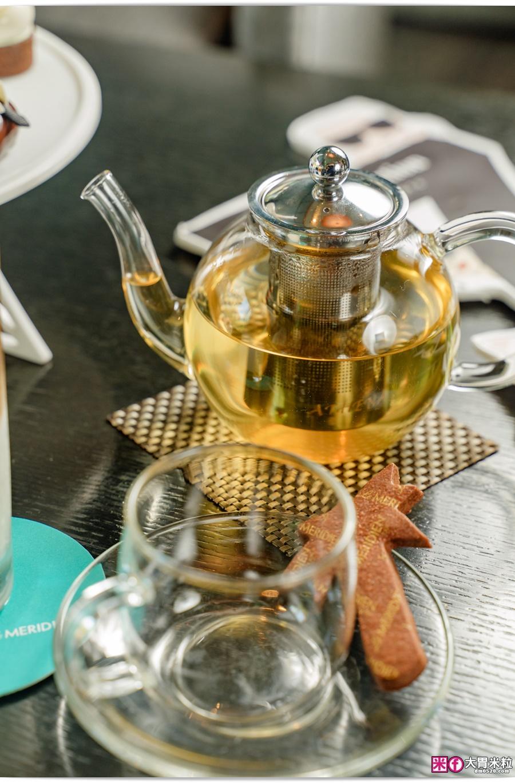 台北寒舍艾美酒店下午茶