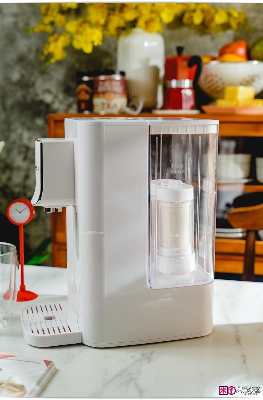 小淨3秒瞬熱智慧溫控淨水器