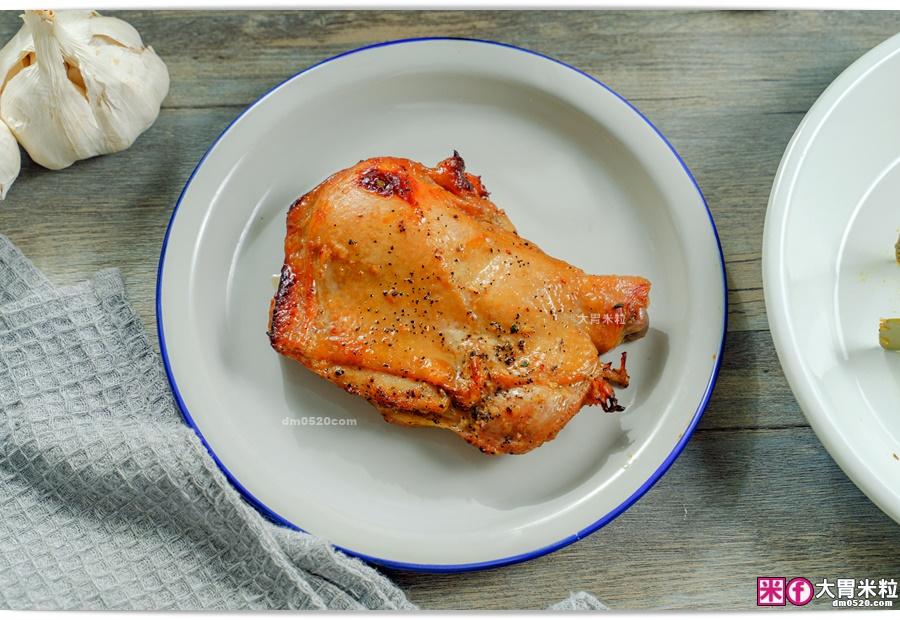 珍旺好食風味熟烤雞腿排