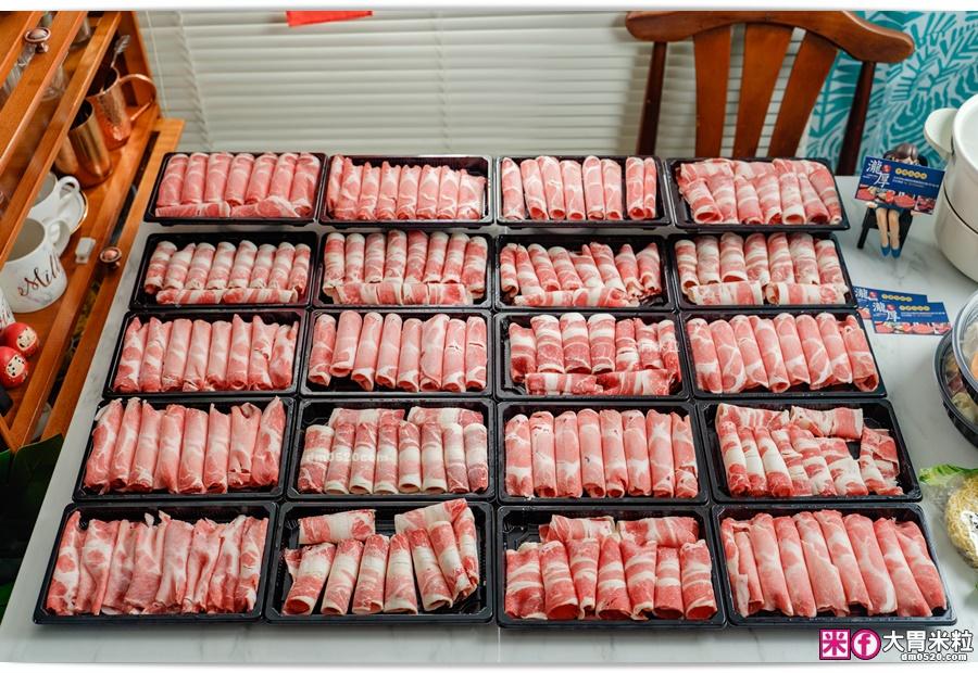 瀧厚鍋物50盎司大胃王套餐
