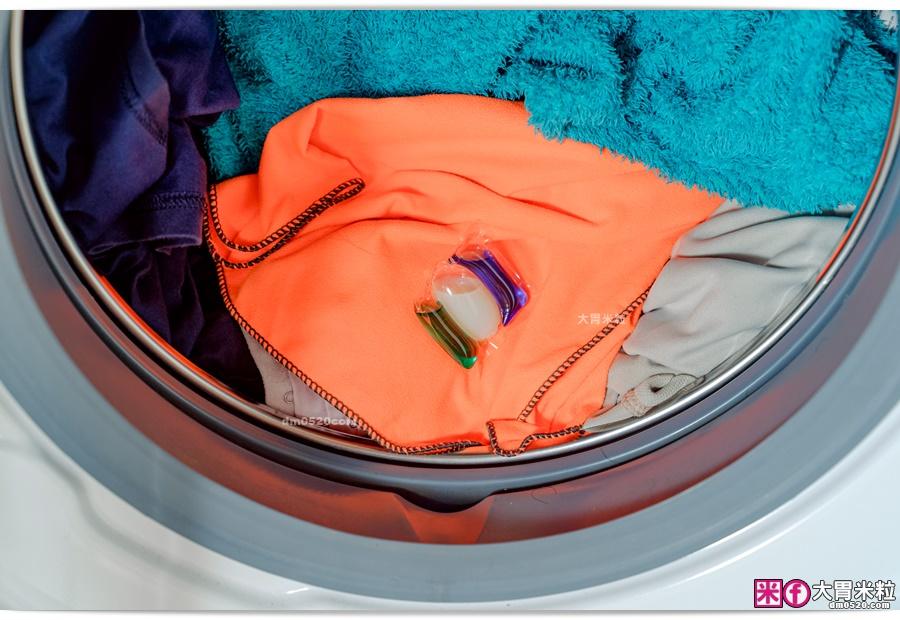朵舒銀離子深層抗菌洗衣膠囊