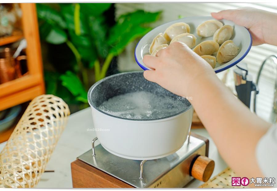 胡攪蝦餃冷凍鮮蝦水餃