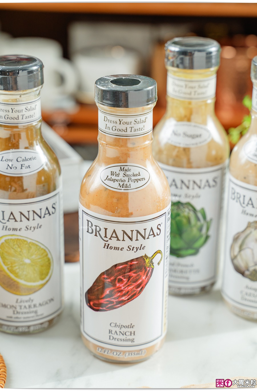 美國BRIANNAS經典沙拉醬