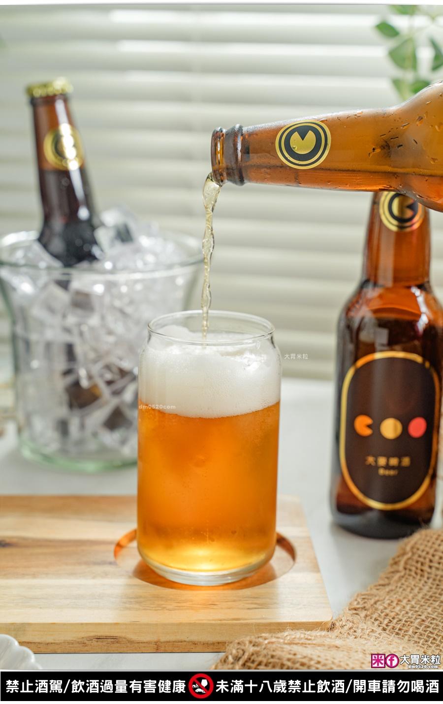 冷研精釀大麥啤酒