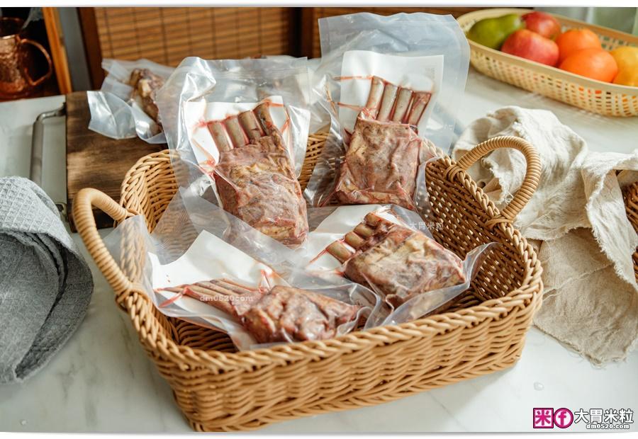 柴燻羊小排開箱-阿根廷式烤羊肉推薦