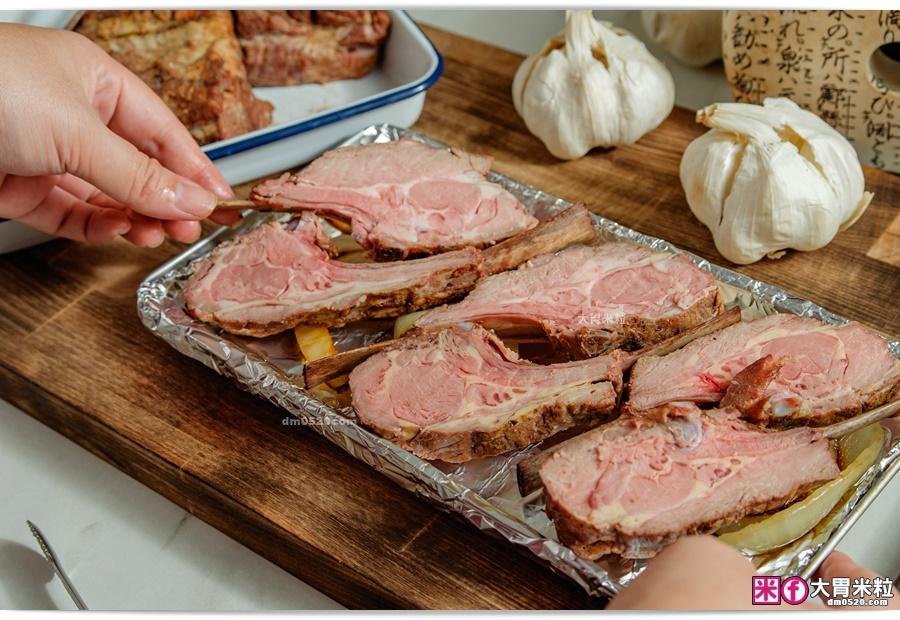用烤箱烘烤羊小排-阿根廷式烤羊肉推薦