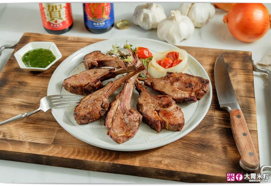 帶骨羊小排-阿根廷式烤羊肉推薦