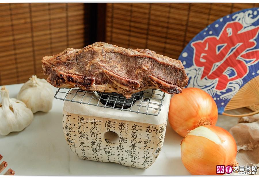 肋脊部帶骨牛小排-阿根廷式烤牛肉推薦