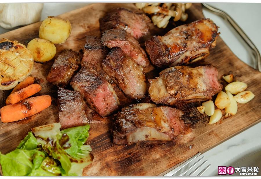 牛小排富含油脂-阿根廷式烤牛肉推薦
