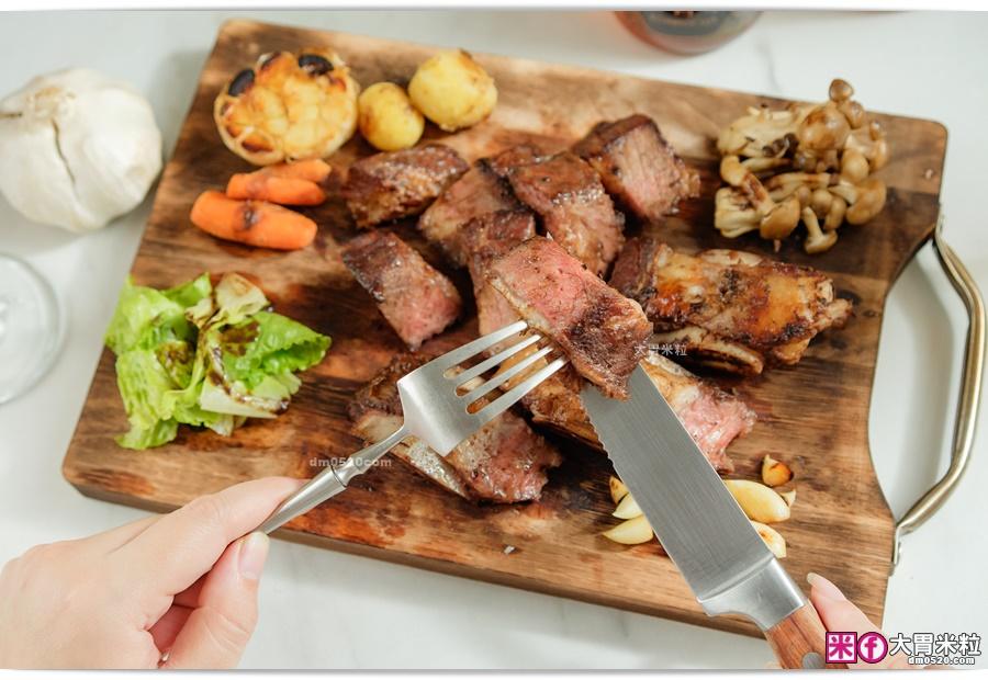 軟嫩不乾柴的柴燻牛肉-阿根廷式烤牛肉推薦