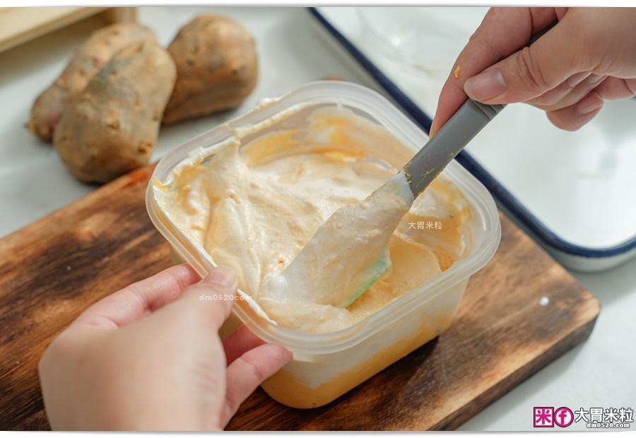 地瓜冰淇淋食譜